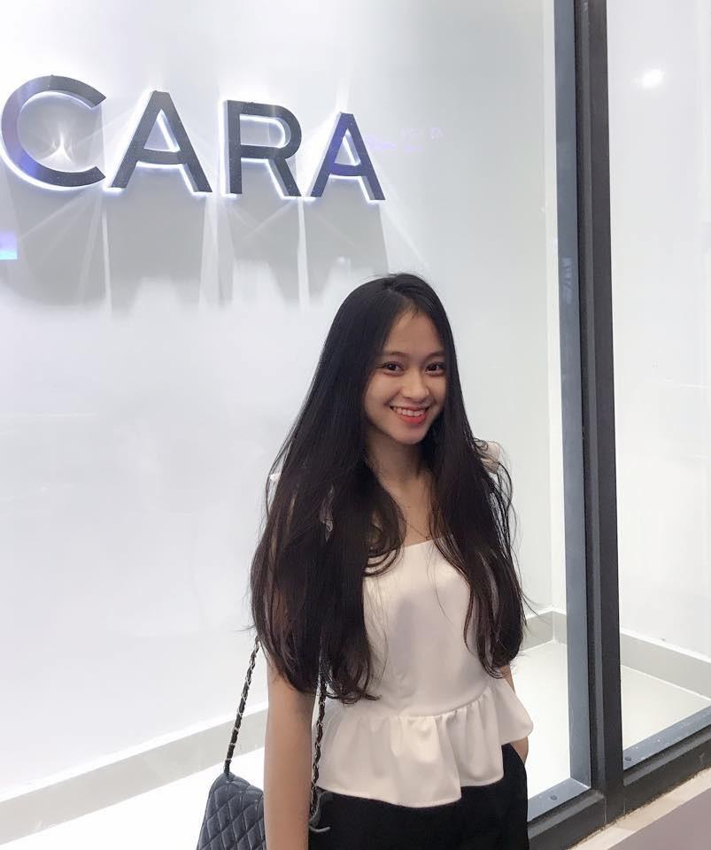 Nữ sinh Quảng Bình xinh xắn, hát dân ca ngọt như mía lùi - 5