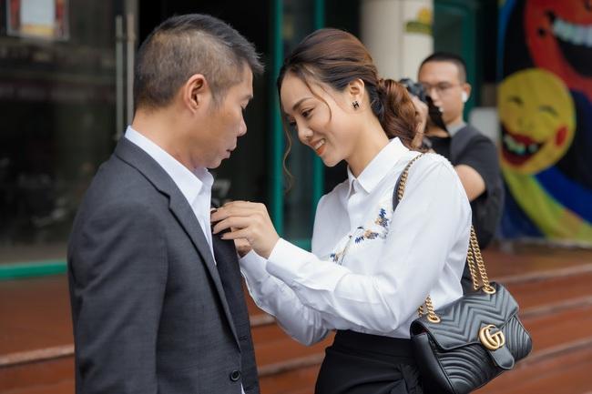 Vợ kém 15 tuổi của Công Lý tiết lộ lý do thường xuyên cãi nhau với chồng - 2