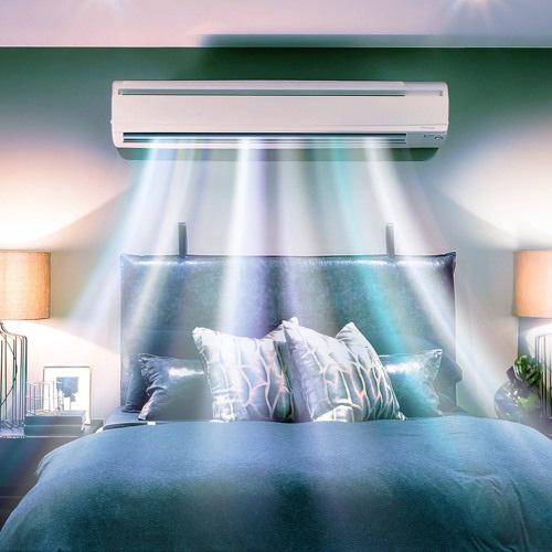 Lắp điều hòa trong phòng ngủ ở vị trí nào? - 2