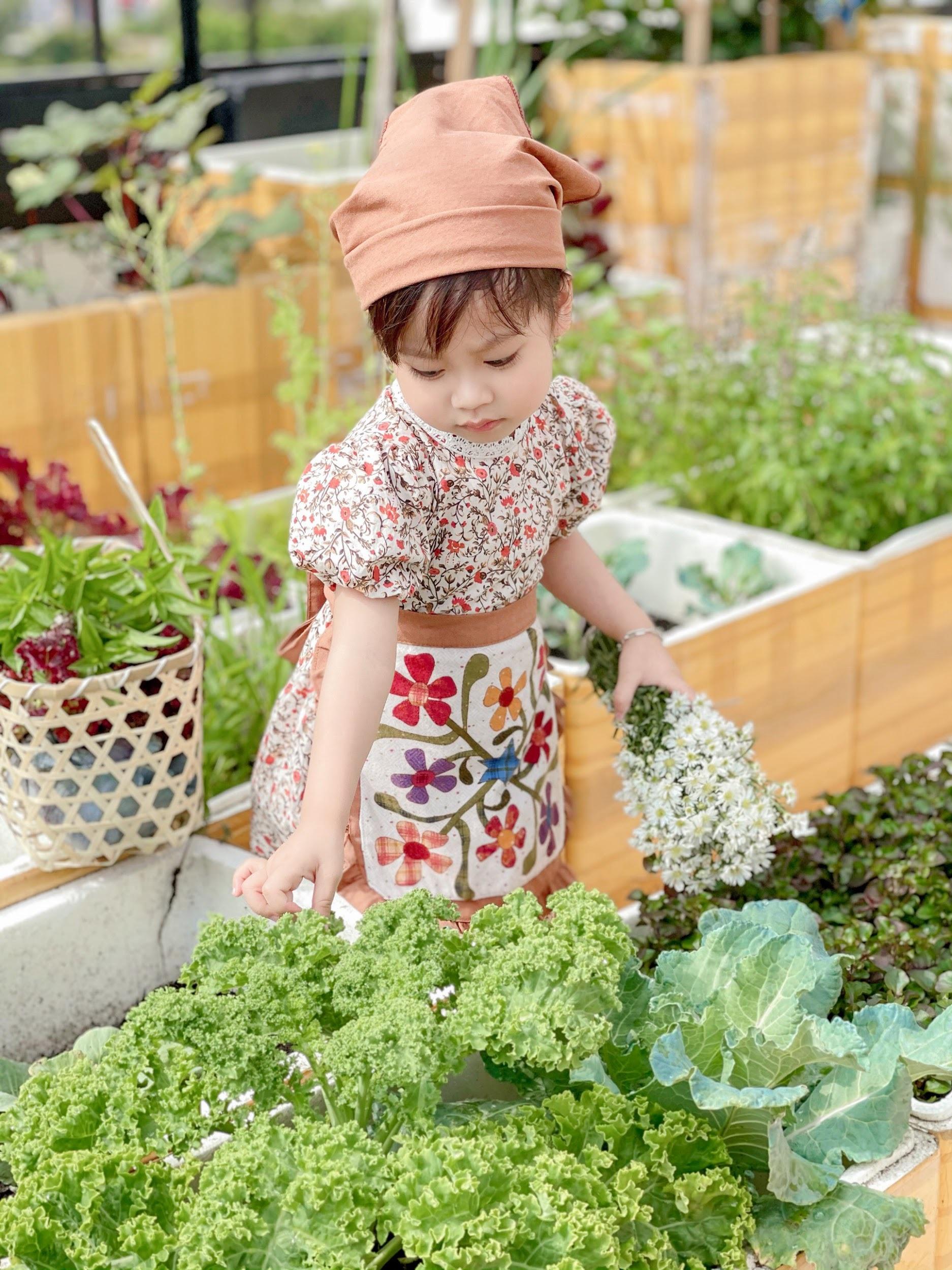 Mẹ đảm ở Đắk Lắk biến sân thượng thành studio nông trại đẹp mê - 7