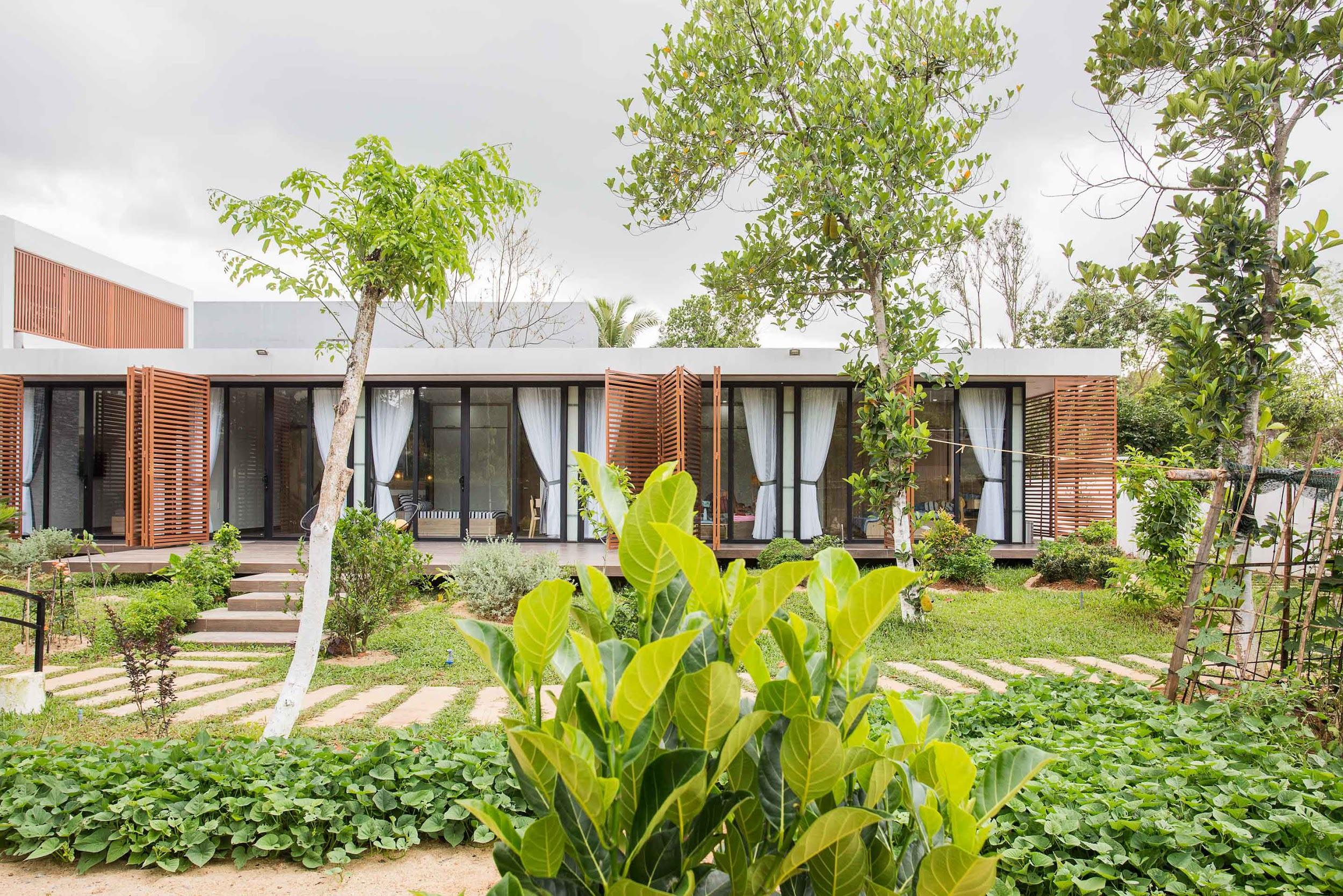 Nhà vườn trốn khói bụi ngắm mãi không chán ở Quảng Nam - 4