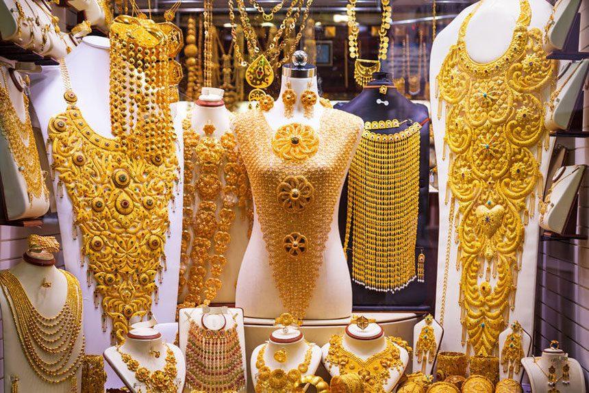 Khu chợ bày bán hàng tấn vàng, mặc cả như mua rau ở Dubai - 3