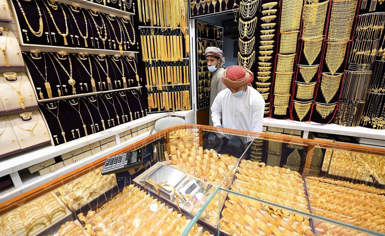 Khu chợ bày bán hàng tấn vàng, mặc cả như mua rau ở Dubai - 4