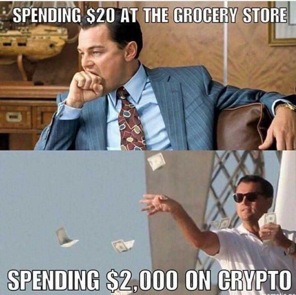 Cư dân mạng chế ảnh hài hước về tình cảnh mất giá của các đồng tiền điện tử - 11