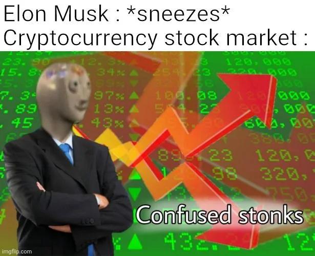 Cư dân mạng chế ảnh hài hước về tình cảnh mất giá của các đồng tiền điện tử - 3