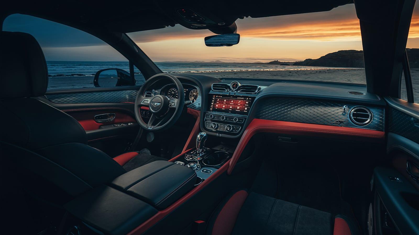 Bentley giới thiệu Bentayga S làm chân chạy cho nhà giàu - 3