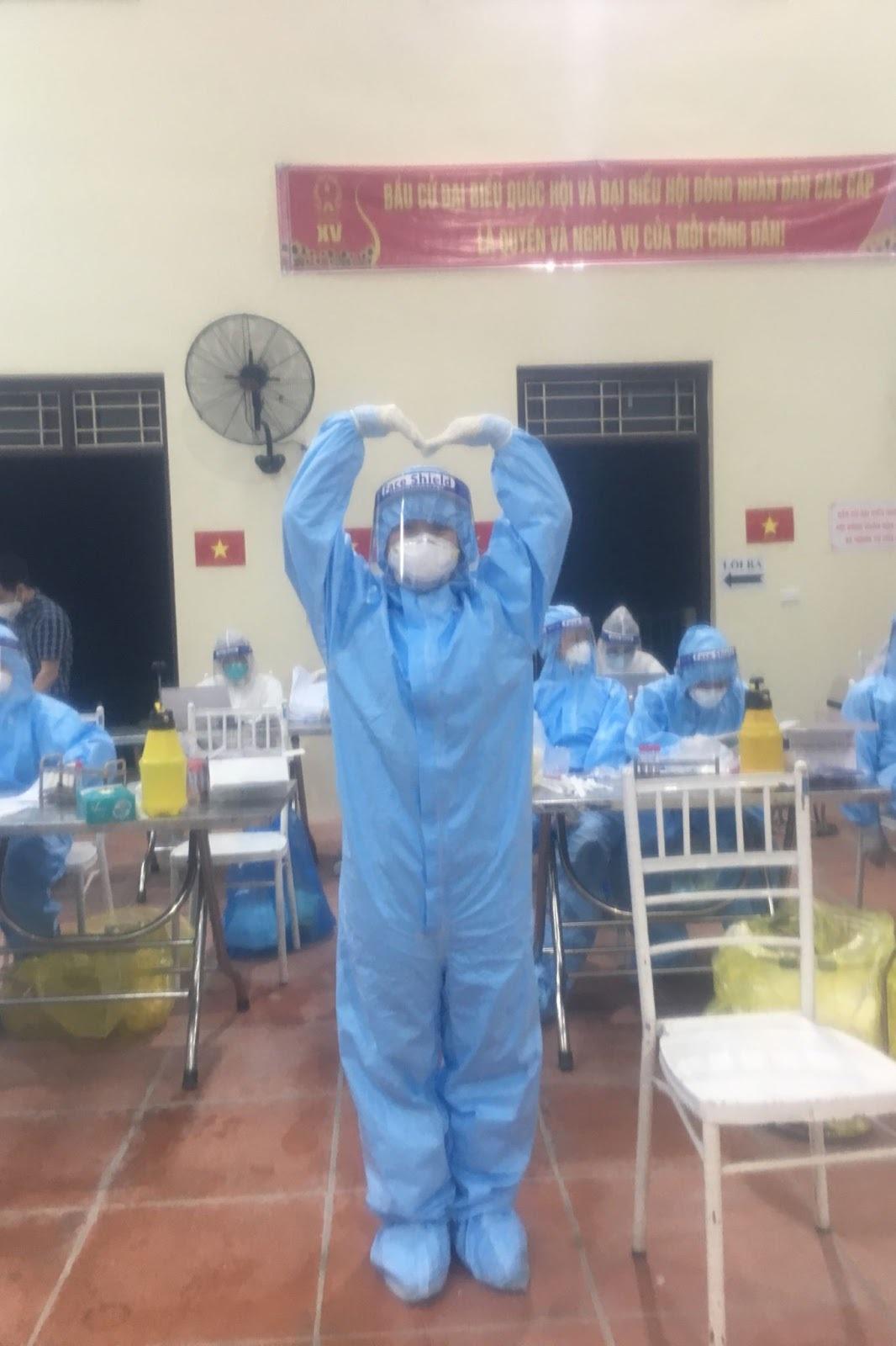 Xuyên đêm xét nghiệm và cuộc gọi 2h sáng tới nữ sinh trường Y ở Bắc Ninh - 5