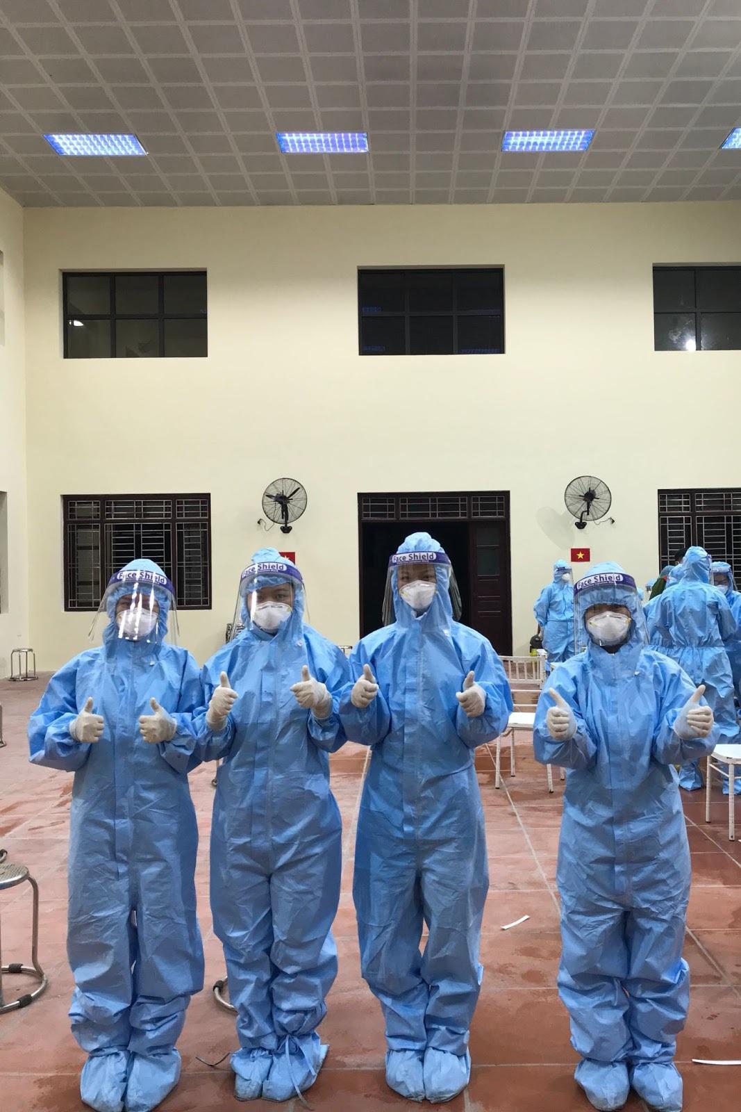 Xuyên đêm xét nghiệm và cuộc gọi 2h sáng tới nữ sinh trường Y ở Bắc Ninh - 6