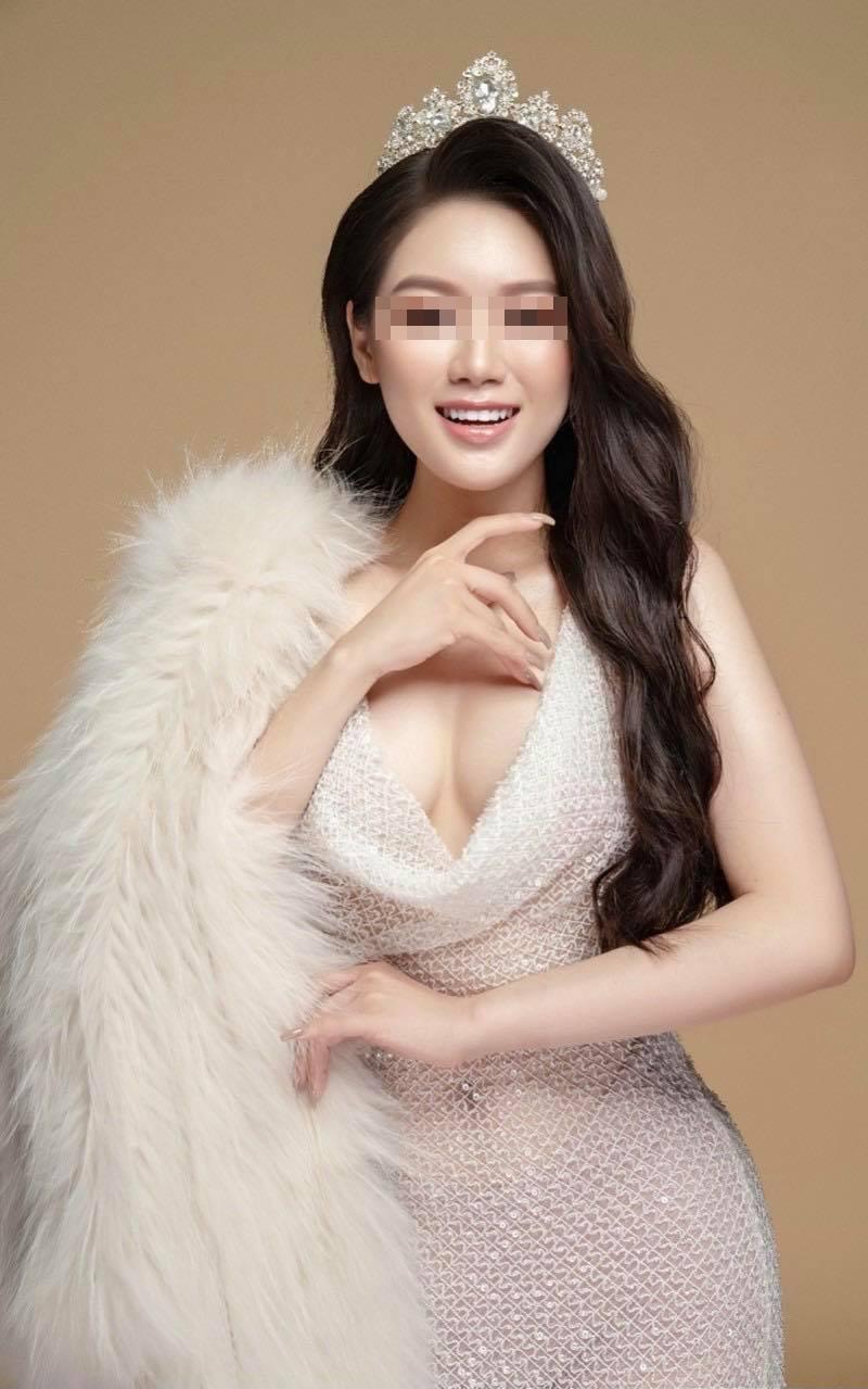 Lật mặt cô gái mạo danh Hoa khôi Đại học Luật Hà Nội - 1