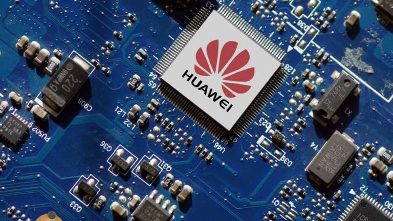 Lãnh đạo Huawei bất ngờ tuyên bố mong nối lại quan hệ với công ty Mỹ - 1