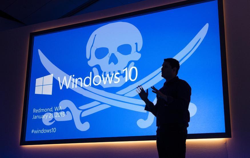 Bị kết án tù vì cài đặt và sử dụng Windows không có bản quyền - 1