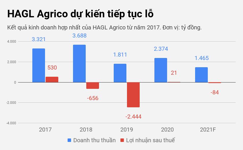 HAGL Agrico dự kiến thua lỗ trong năm đầu về tay tỷ phú Trần Bá Dương - 1