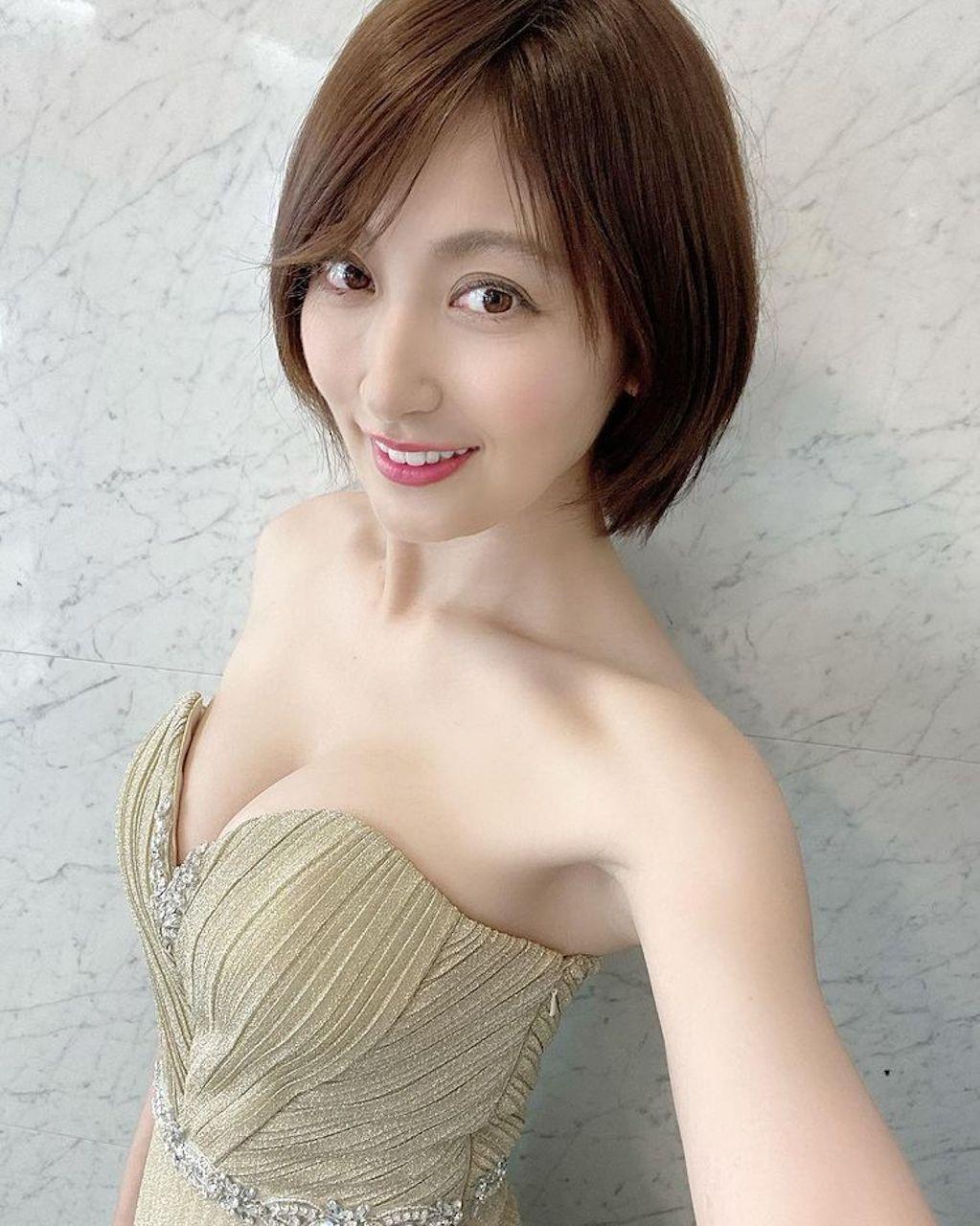 Nữ hoàng áo tắm Nhật Bản Yoko Kumada ly hôn chồng vì bị bạo hành - 1