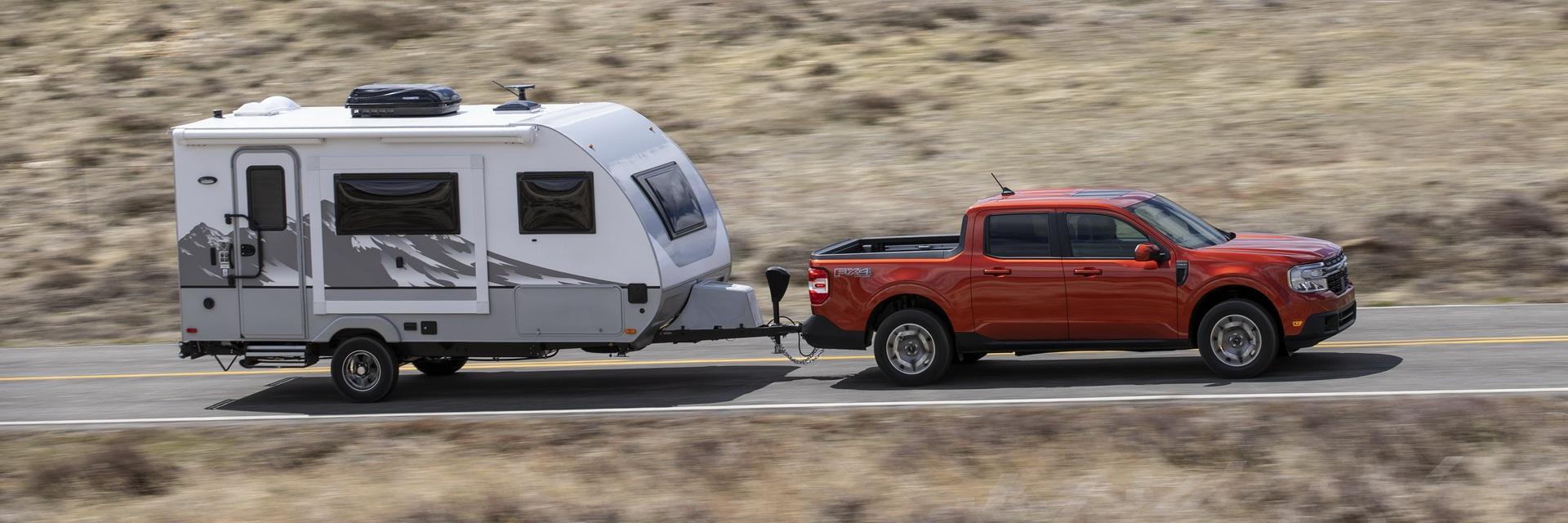 Ford ra mắt mẫu xe bán tải Maverick nhỏ hơn Ranger - 8