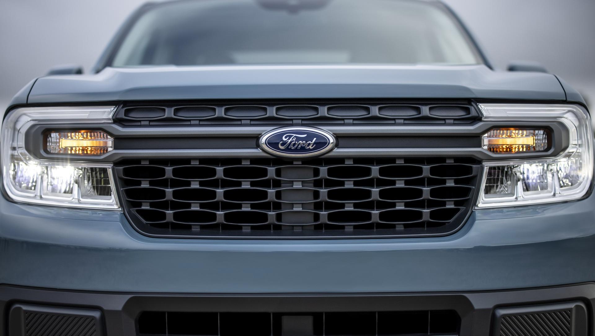 Ford ra mắt mẫu xe bán tải Maverick nhỏ hơn Ranger - 44