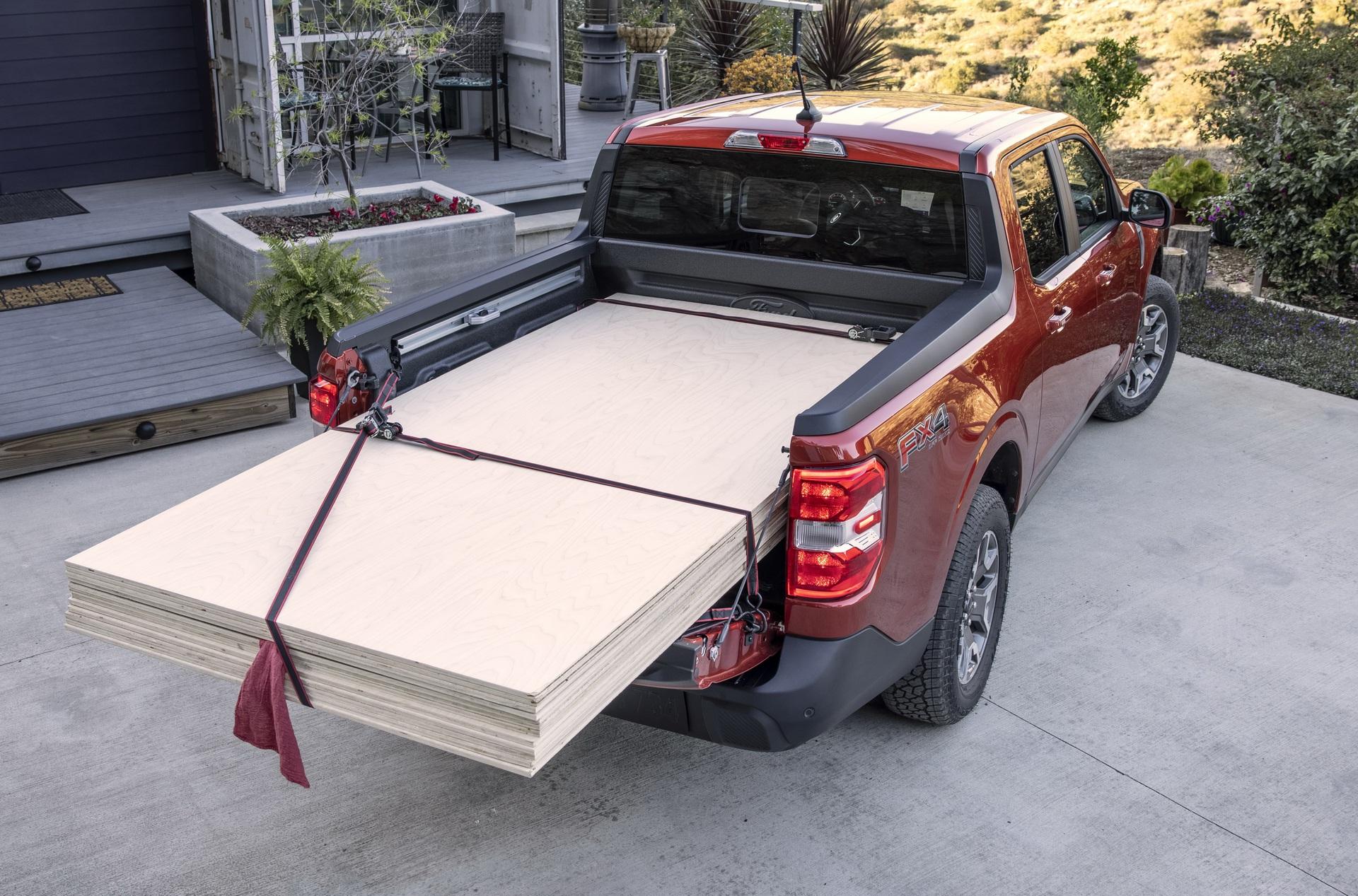 Ford ra mắt mẫu xe bán tải Maverick nhỏ hơn Ranger - 16