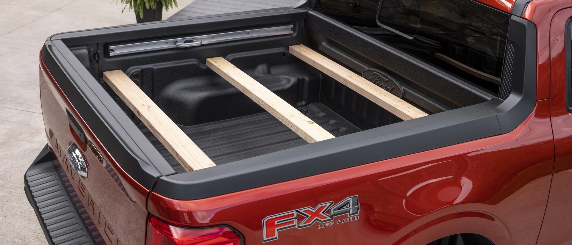 Ford ra mắt mẫu xe bán tải Maverick nhỏ hơn Ranger - 19