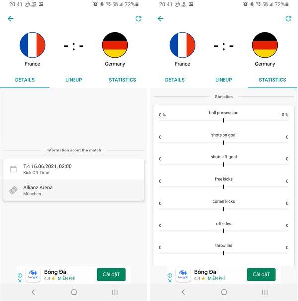Ứng dụng lịch thông minh giúp bạn không bỏ lỡ trận đấu nào tại Euro 2020 - 3