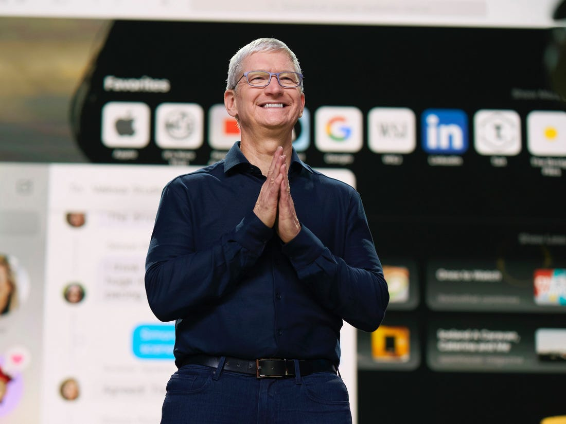 Tim Cook: Phần mềm độc hại trên Android nhiều gấp 47 lần iOS - 1