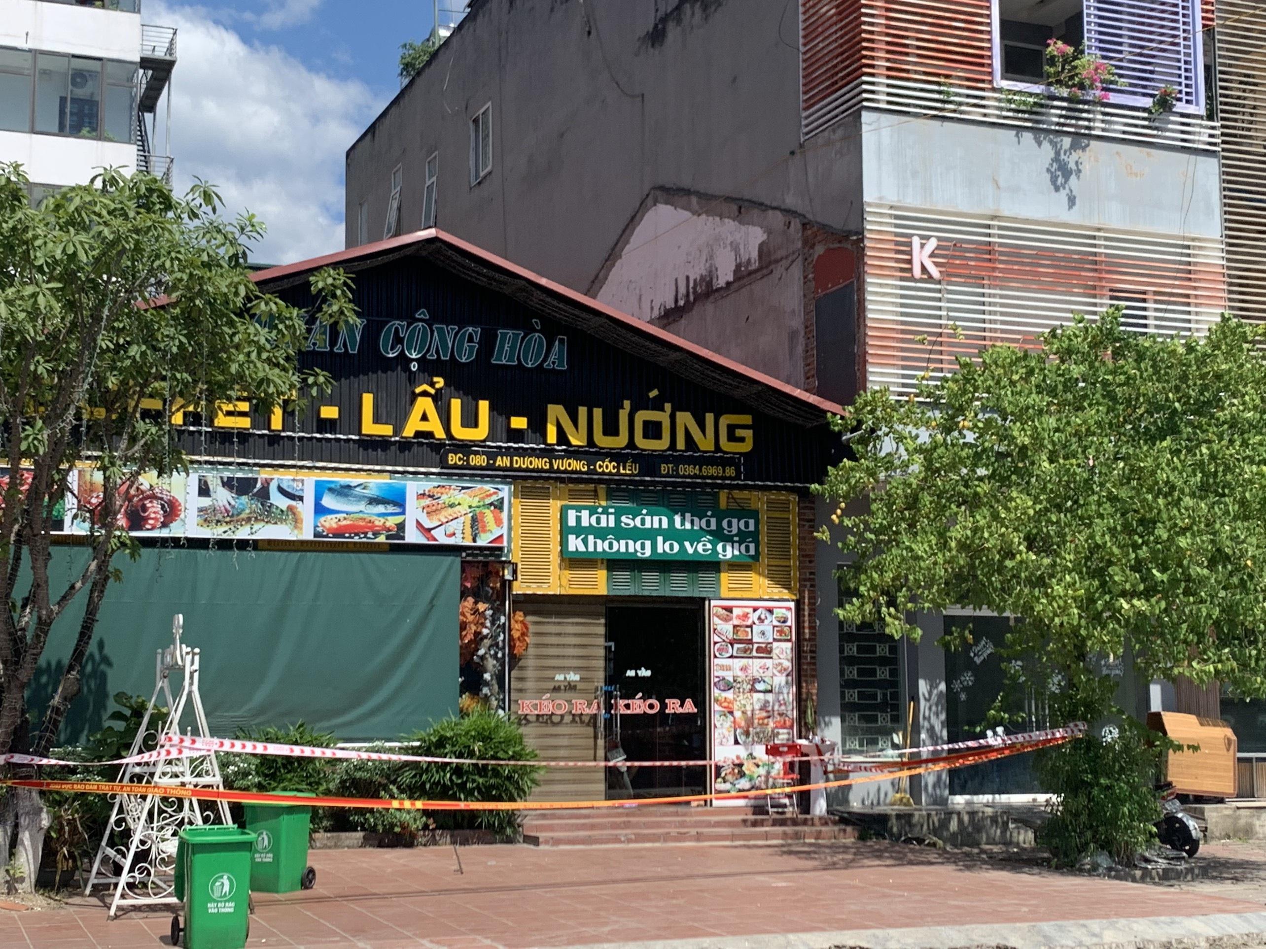 Thành phố Lào Cai dừng mọi hoạt động tôn giáo, vui chơi giải trí, thể thao - 1