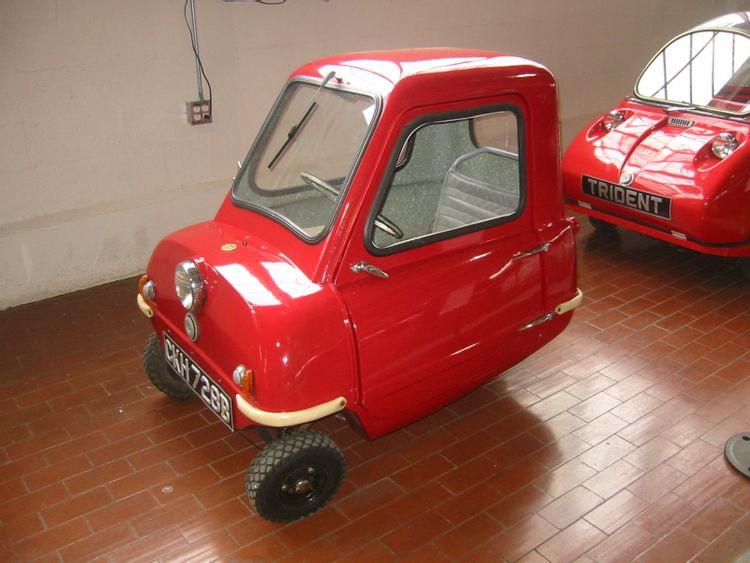 Những thiết kế ô tô bá đạo - 3