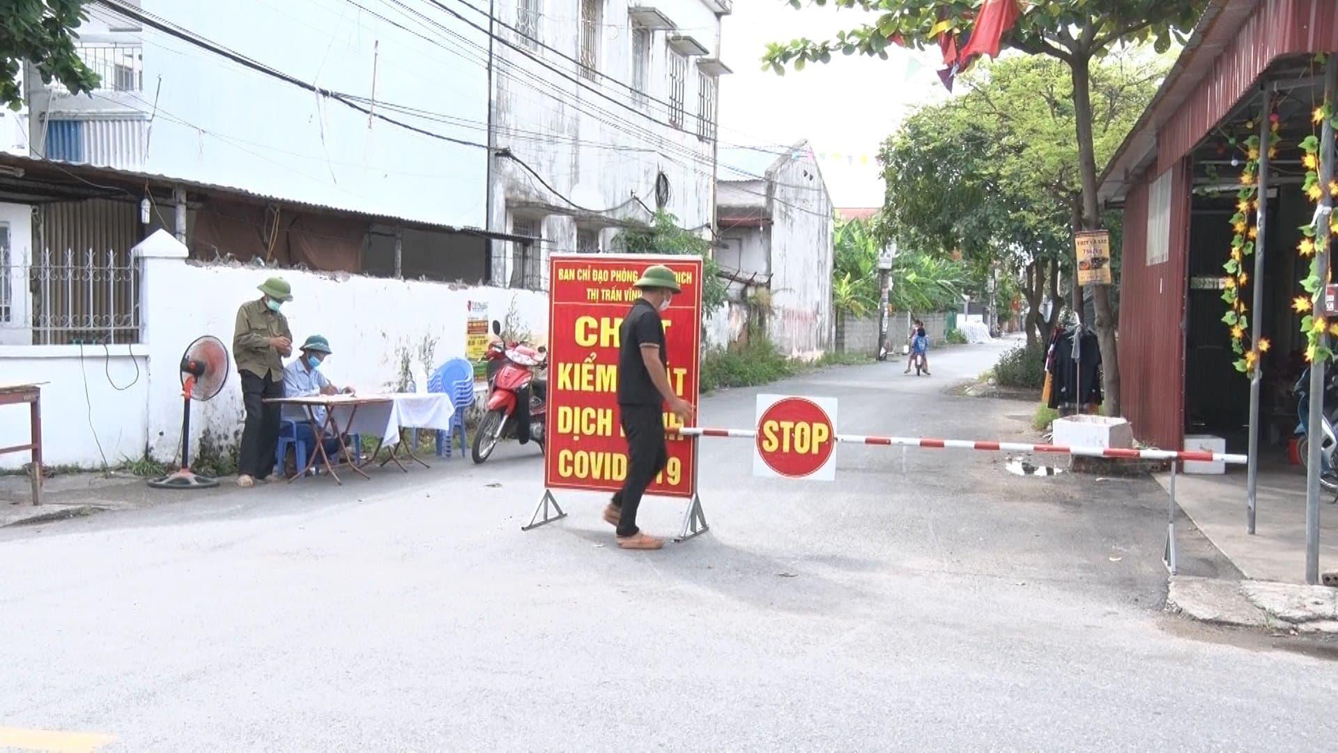 Hải Phòng khuyến cáo người dân Vĩnh Bảo ở nhà, đi chợ bằng phiếu 3 lần/tuần - 3