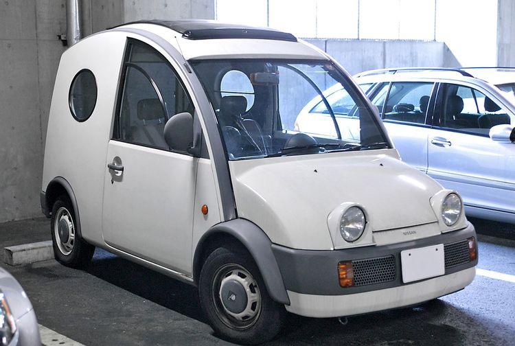Những thiết kế ô tô bá đạo - 12