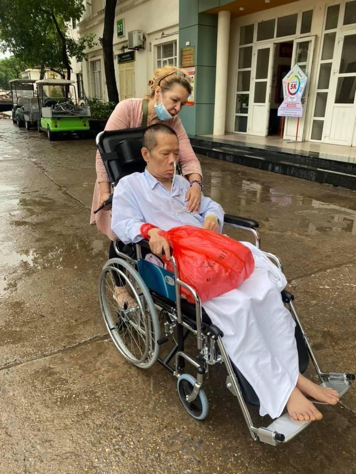 Người phụ nữ Ukraina 20 năm chăm chồng đột quỵ ở Việt Nam - 2