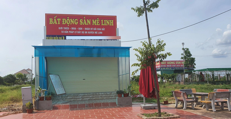Hé lộ sự thật về thông tin sốt đất ở Mê Linh - 4