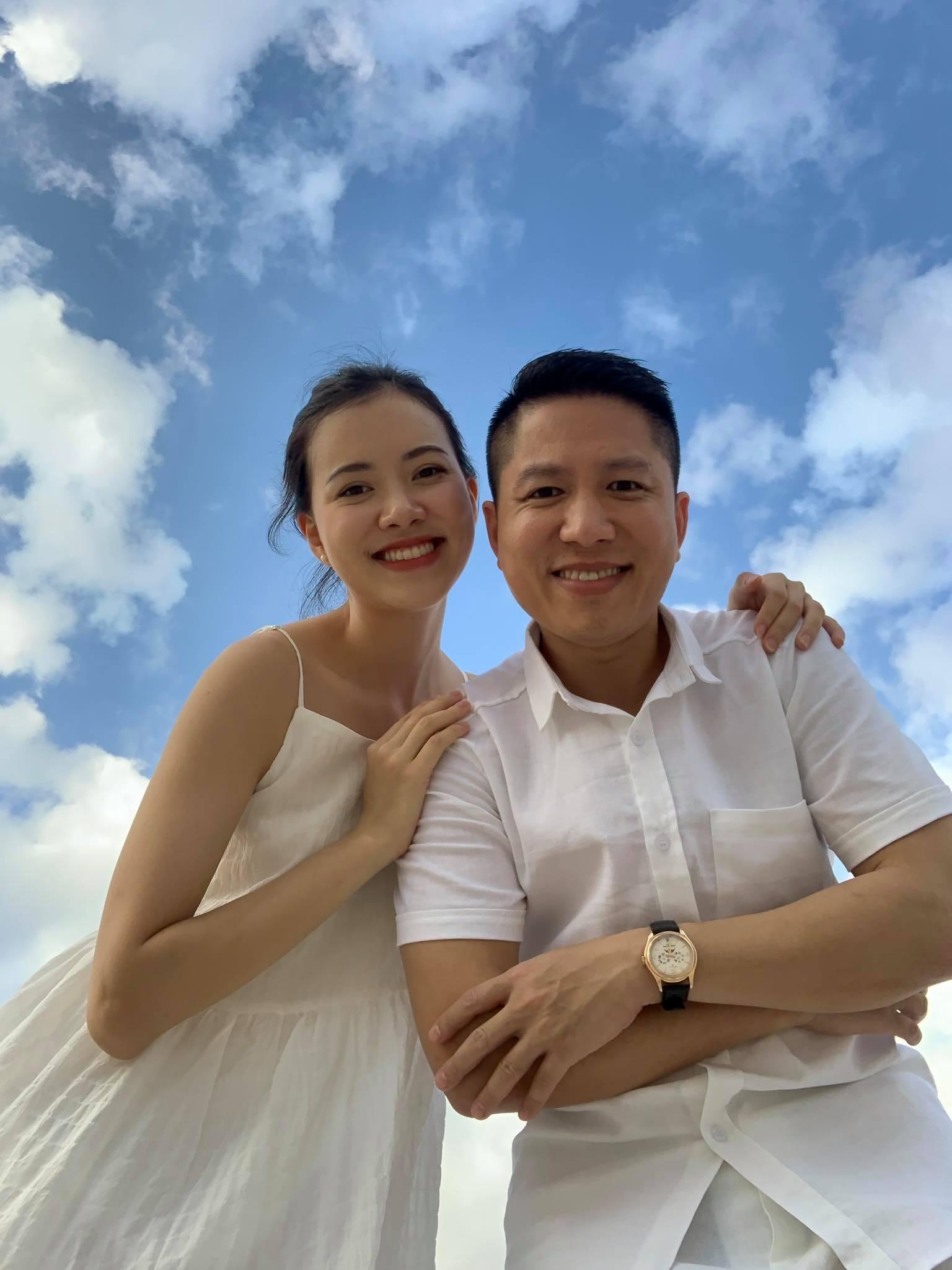 Chuyện tình yêu của MC - Top 15 Hoa hậu Việt Nam và doanh nhân hơn 12 tuổi - 4