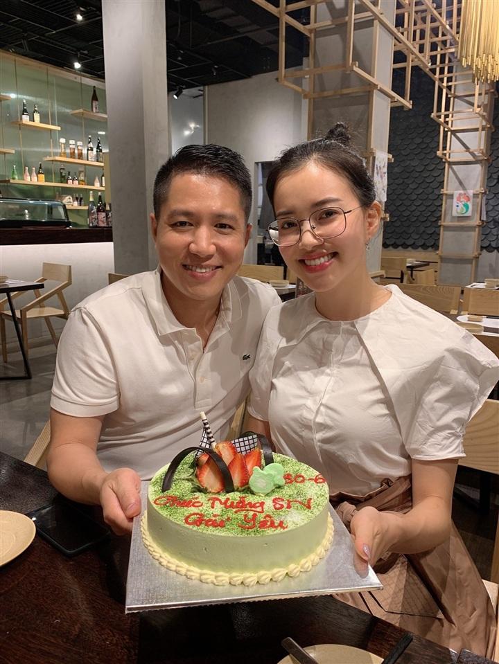 Chuyện tình yêu của MC - Top 15 Hoa hậu Việt Nam và doanh nhân hơn 12 tuổi - 5