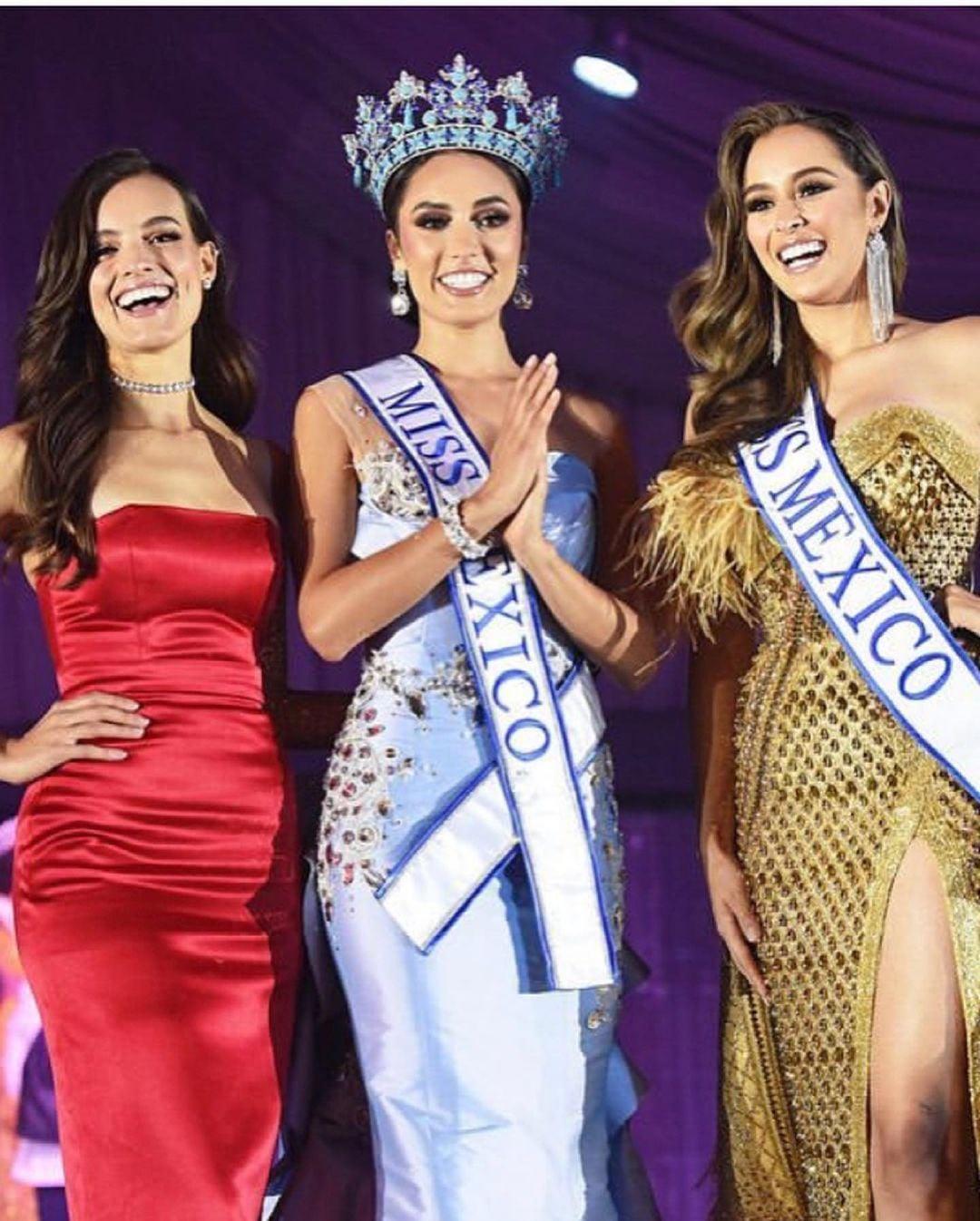 Tân Hoa hậu Mexico: Dáng vóc nóng bỏng, thông thạo 4 thứ tiếng - 3