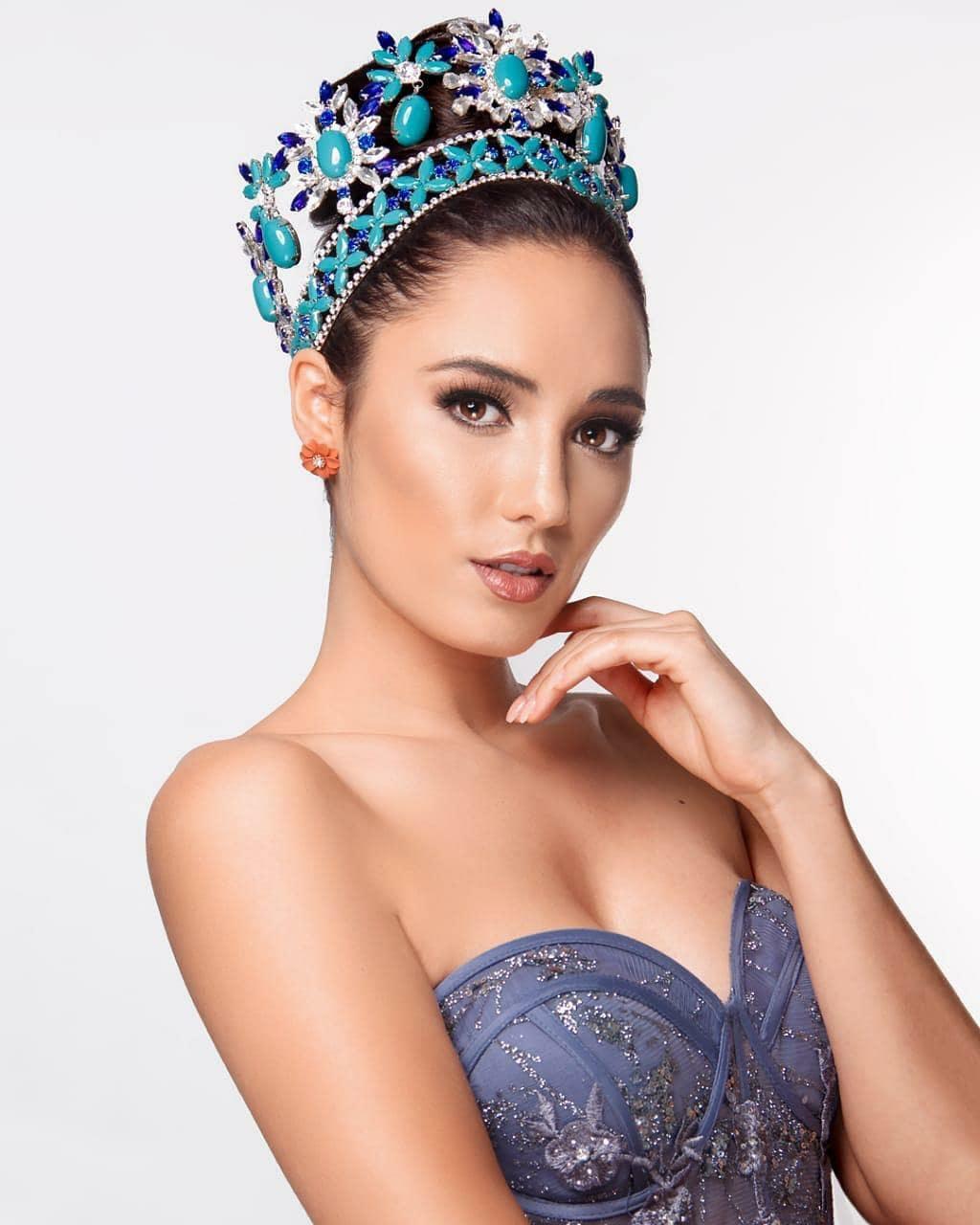 Tân Hoa hậu Mexico: Dáng vóc nóng bỏng, thông thạo 4 thứ tiếng - 13
