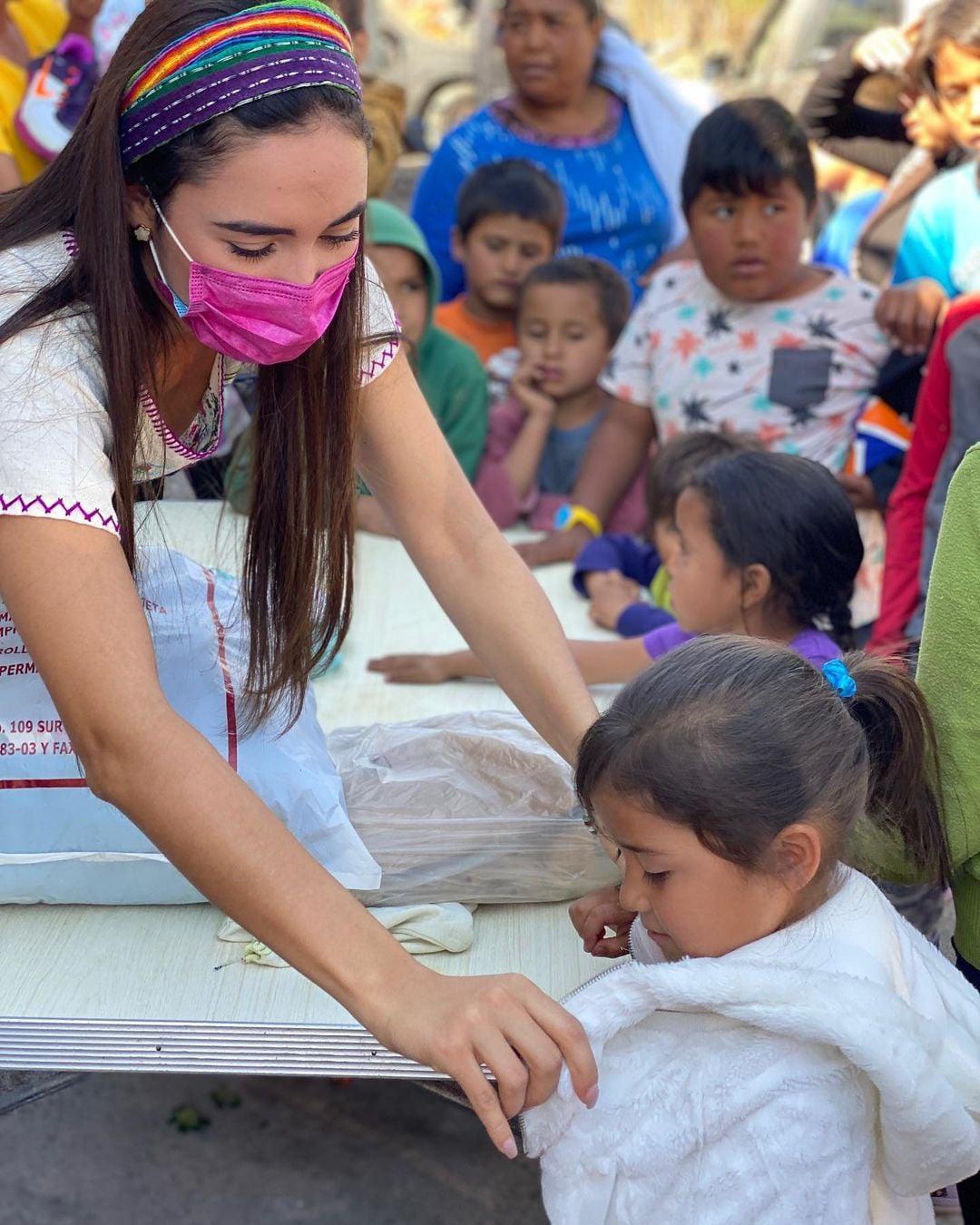 Tân Hoa hậu Mexico: Dáng vóc nóng bỏng, thông thạo 4 thứ tiếng - 7
