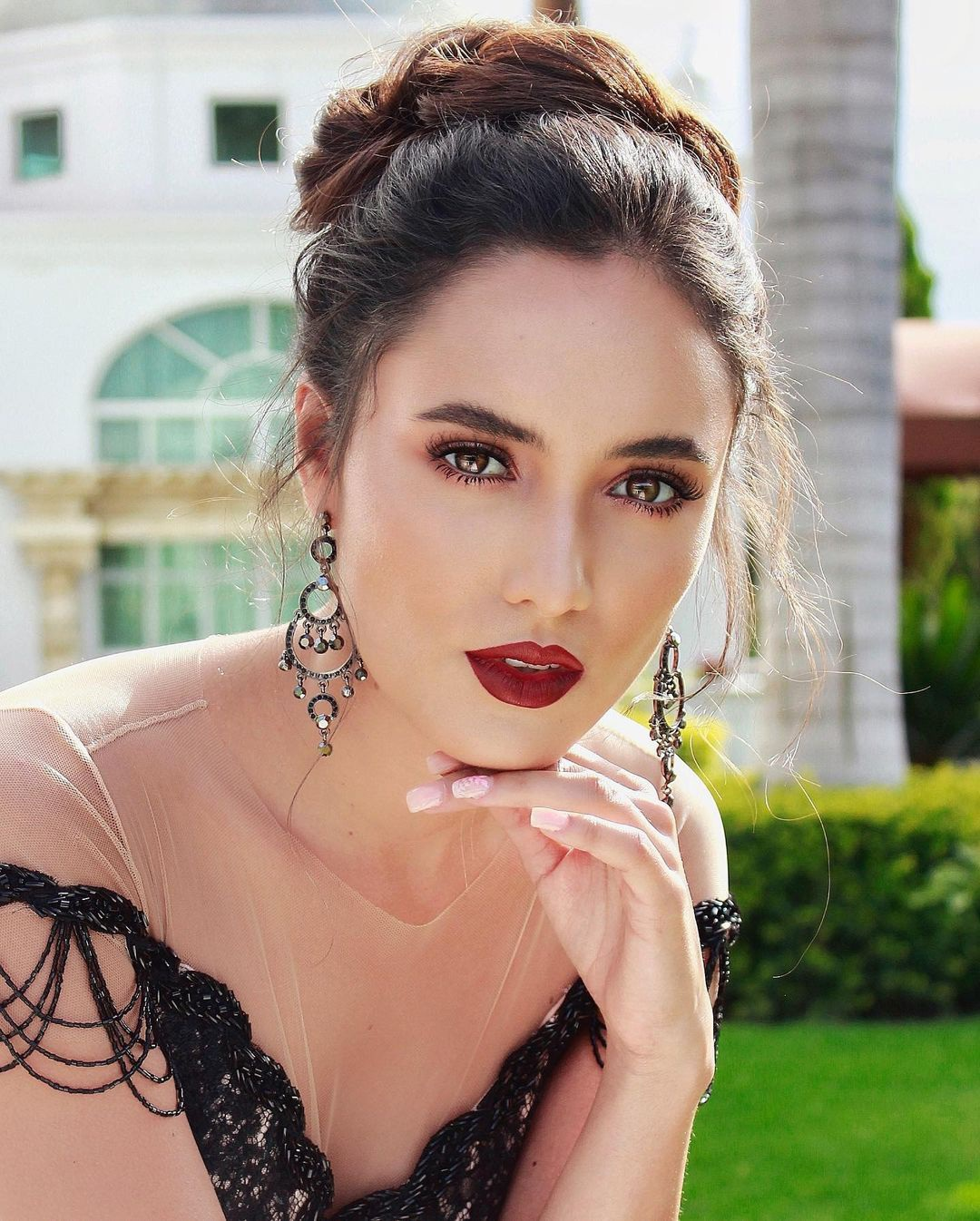 Tân Hoa hậu Mexico: Dáng vóc nóng bỏng, thông thạo 4 thứ tiếng - 8