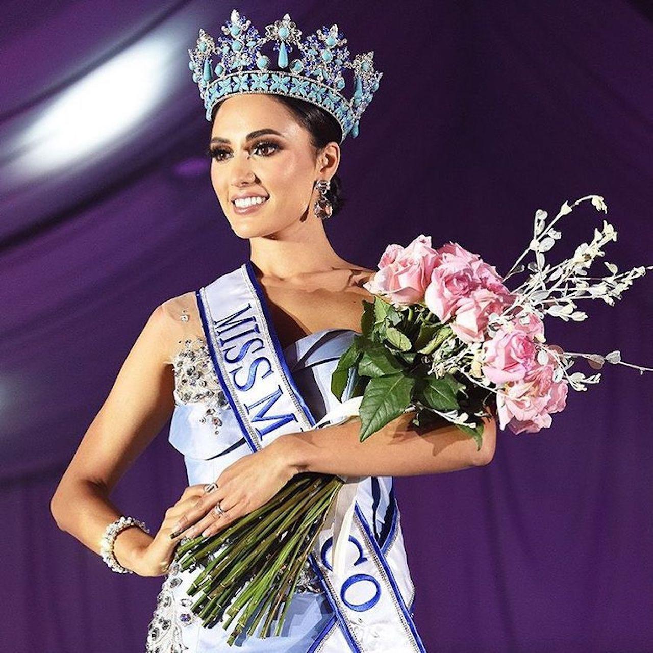Tân Hoa hậu Mexico: Dáng vóc nóng bỏng, thông thạo 4 thứ tiếng - 1