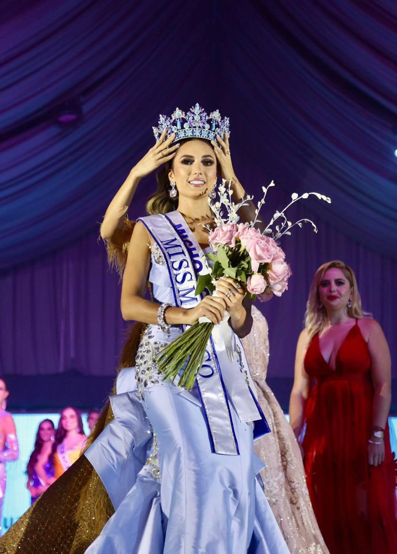 Tân Hoa hậu Mexico: Dáng vóc nóng bỏng, thông thạo 4 thứ tiếng - 2