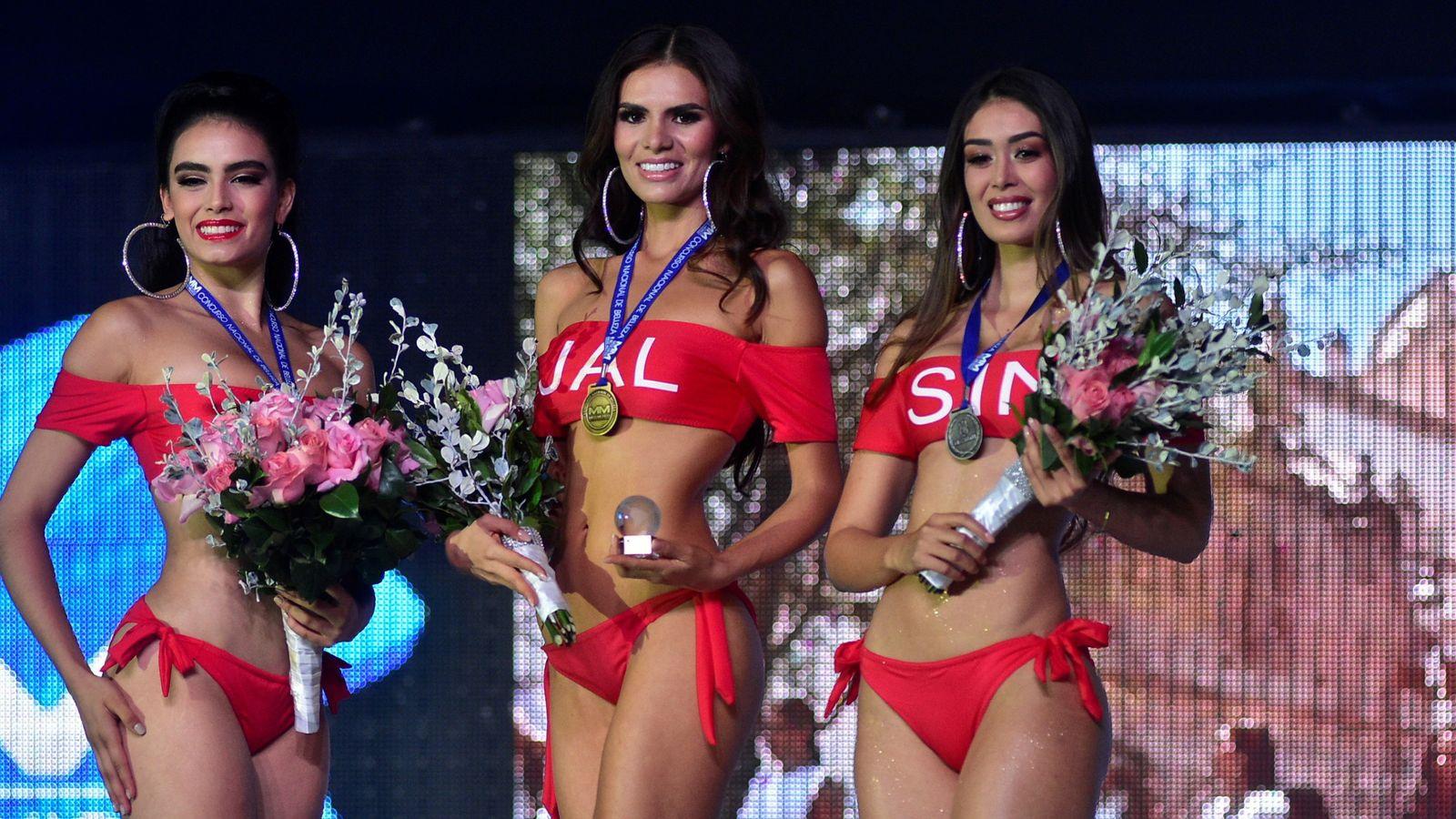 Gần nửa thí sinh của cuộc thi Hoa hậu Mexico 2021 mắc Covid-19 - 1