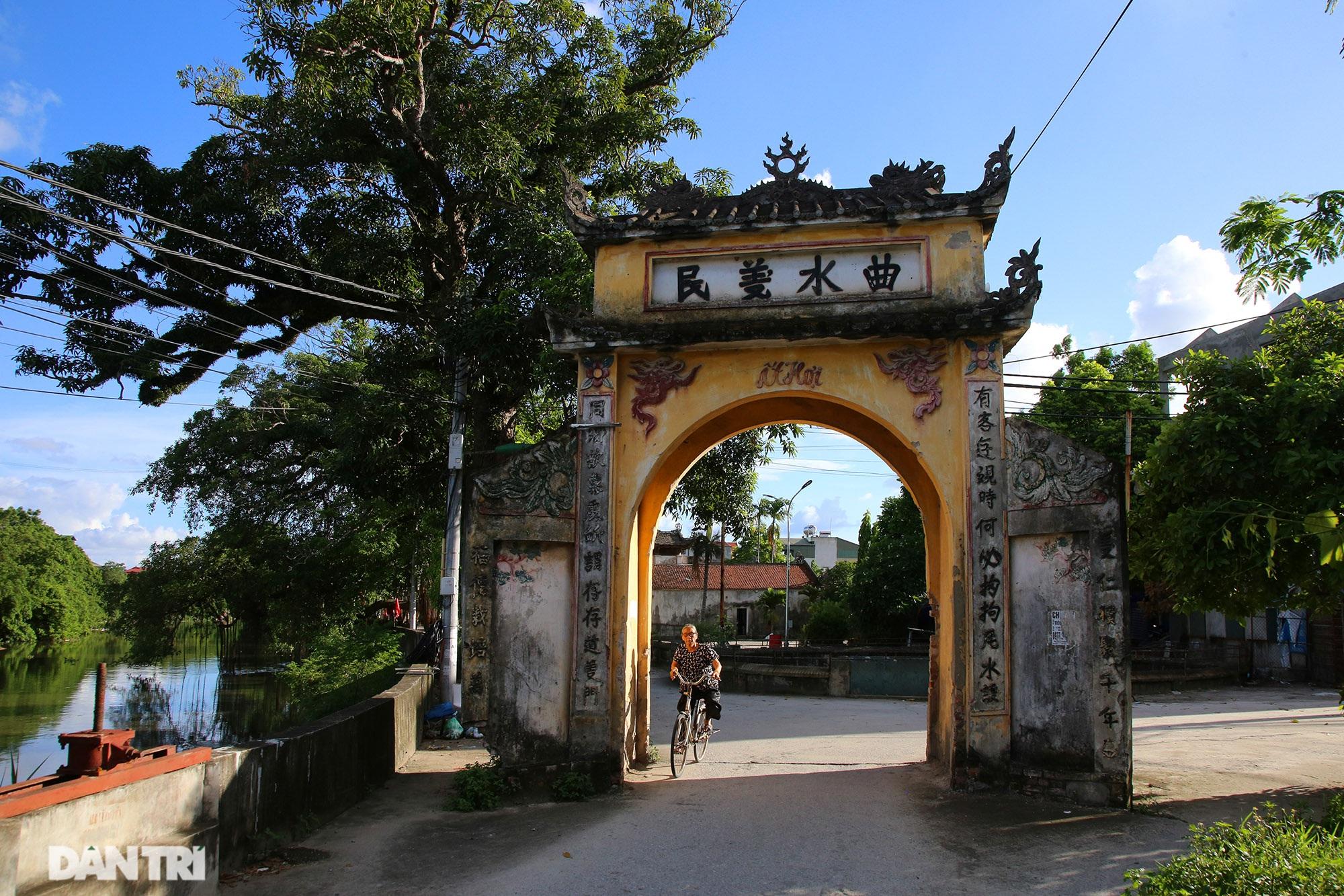 Làng cổ nghìn năm tuổi nổi tiếng giàu có nay là của hiếm ở Hà Nội - 1