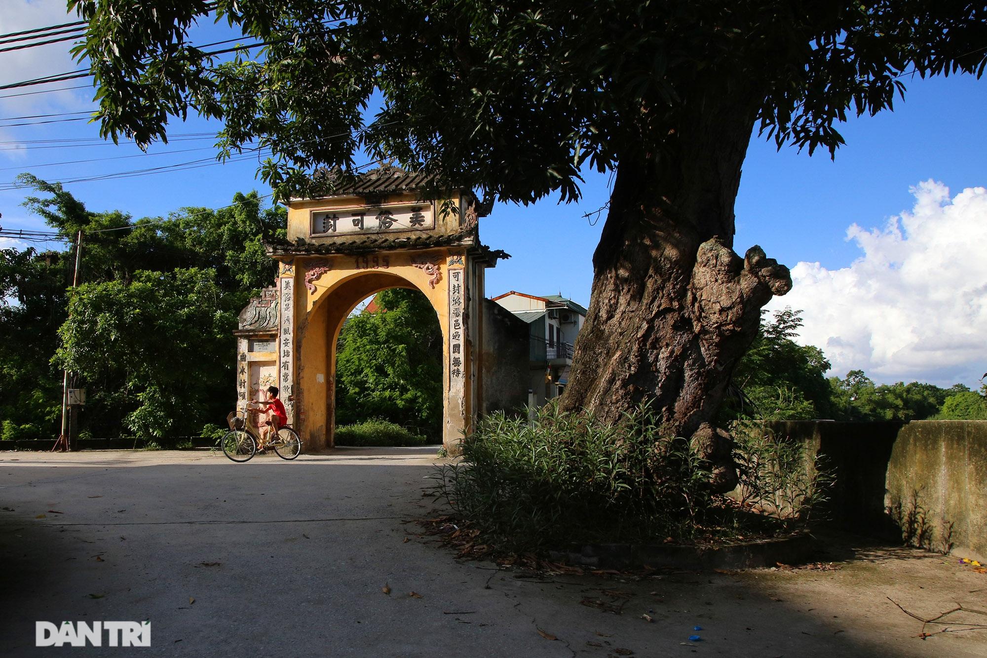 Làng cổ nghìn năm tuổi nổi tiếng giàu có nay là của hiếm ở Hà Nội - 10