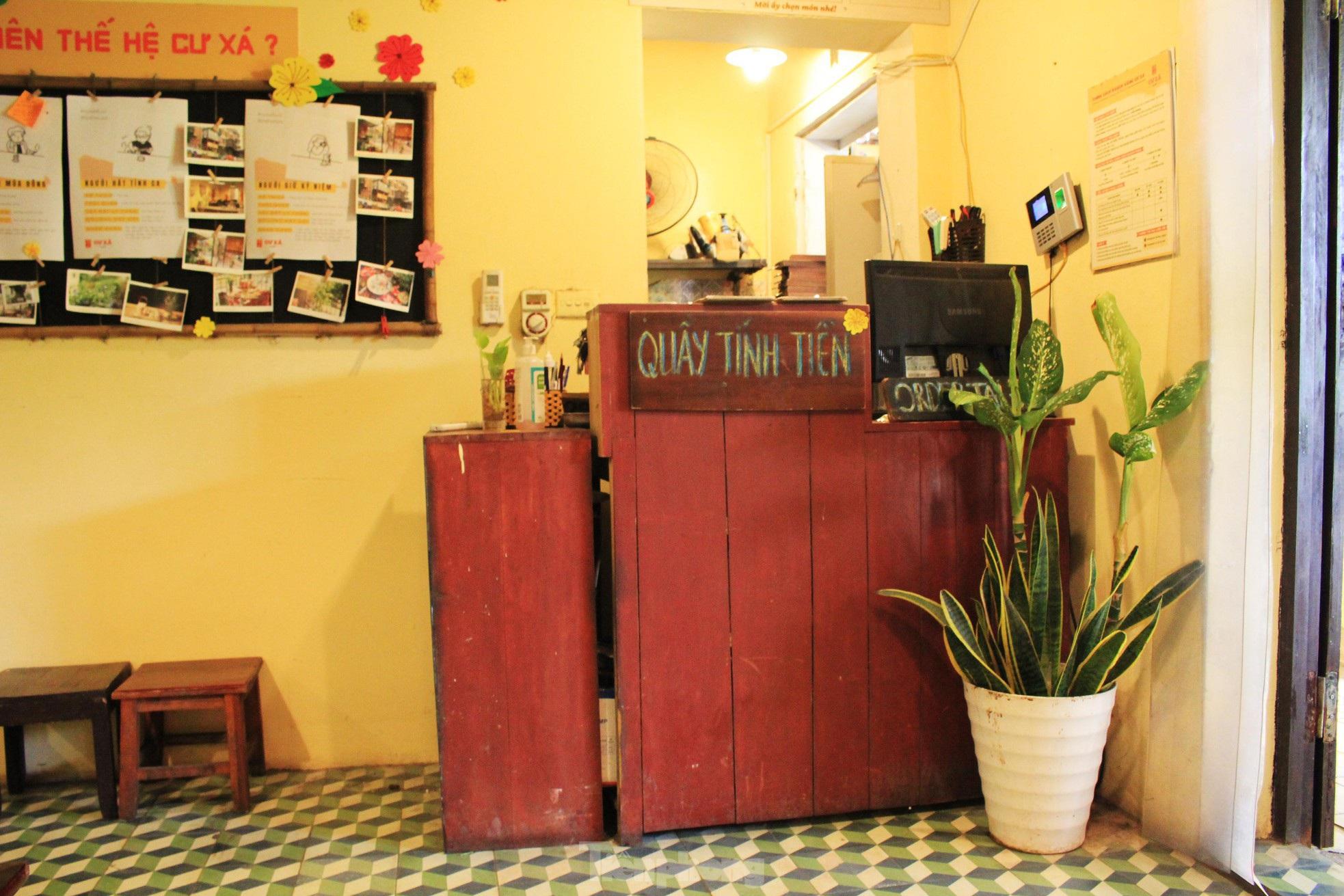 Nở rộ mốt cà phê chung cư - 9