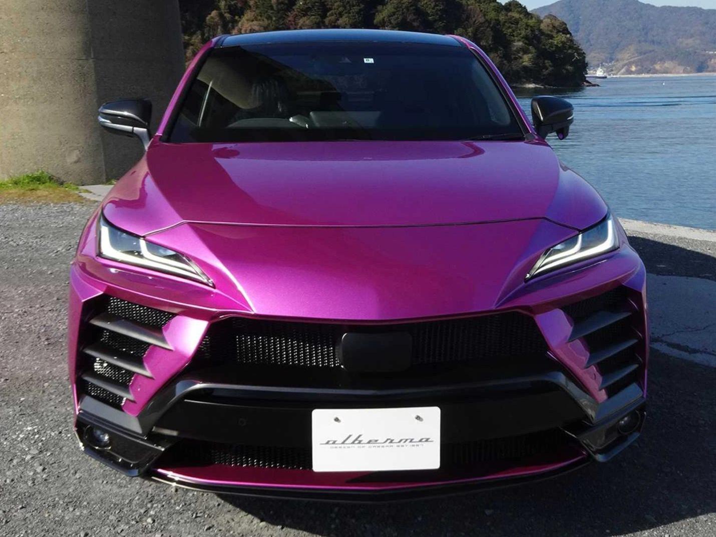 Hô biến Toyota Venza thành siêu xe Lamborghini Urus - 4