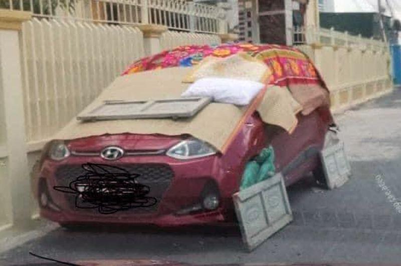 Kiểu chống nóng cực đoan cho ô tô khiến cộng đồng không khỏi thắc mắc - 1