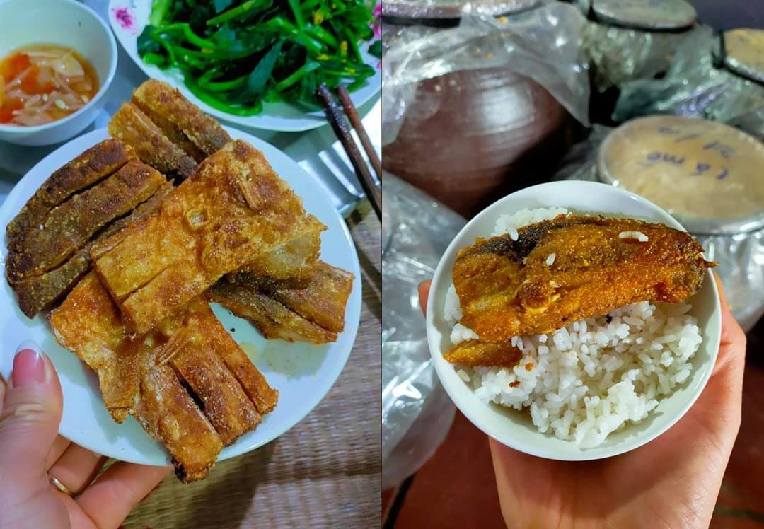 Kỳ công món đặc sản cá muối chua bằng thính gạo ở Vĩnh Phúc - 7