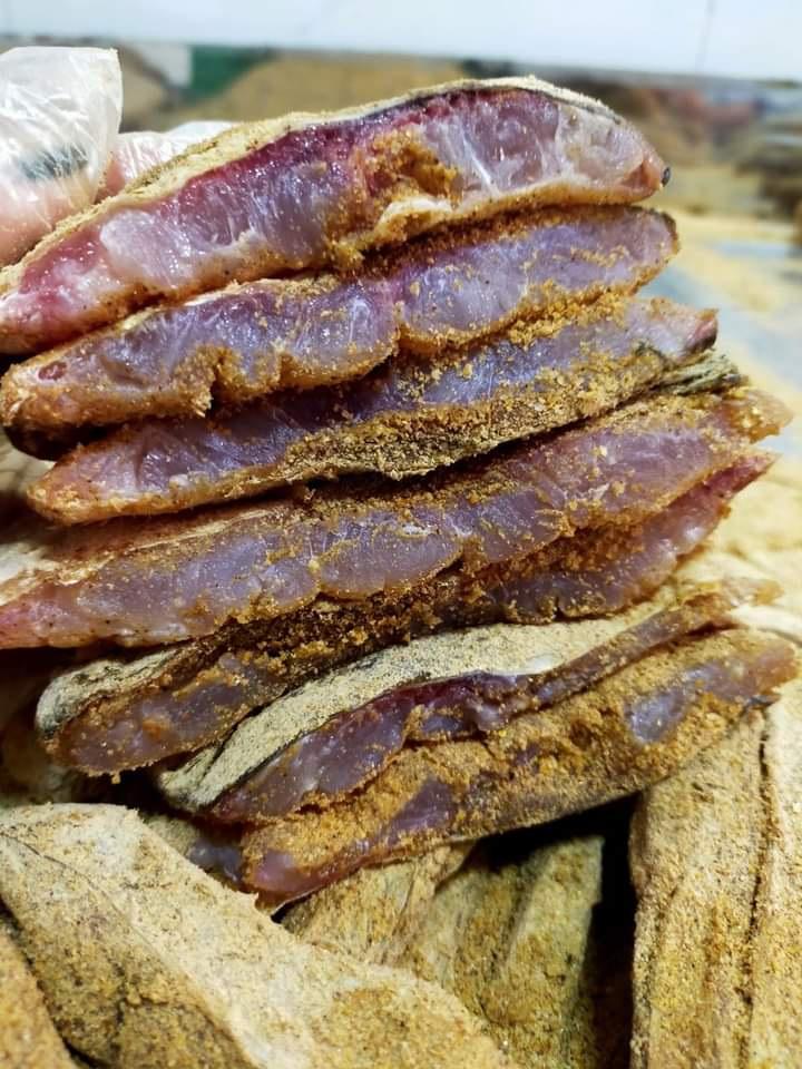 Kỳ công món đặc sản cá muối chua bằng thính gạo ở Vĩnh Phúc - 6