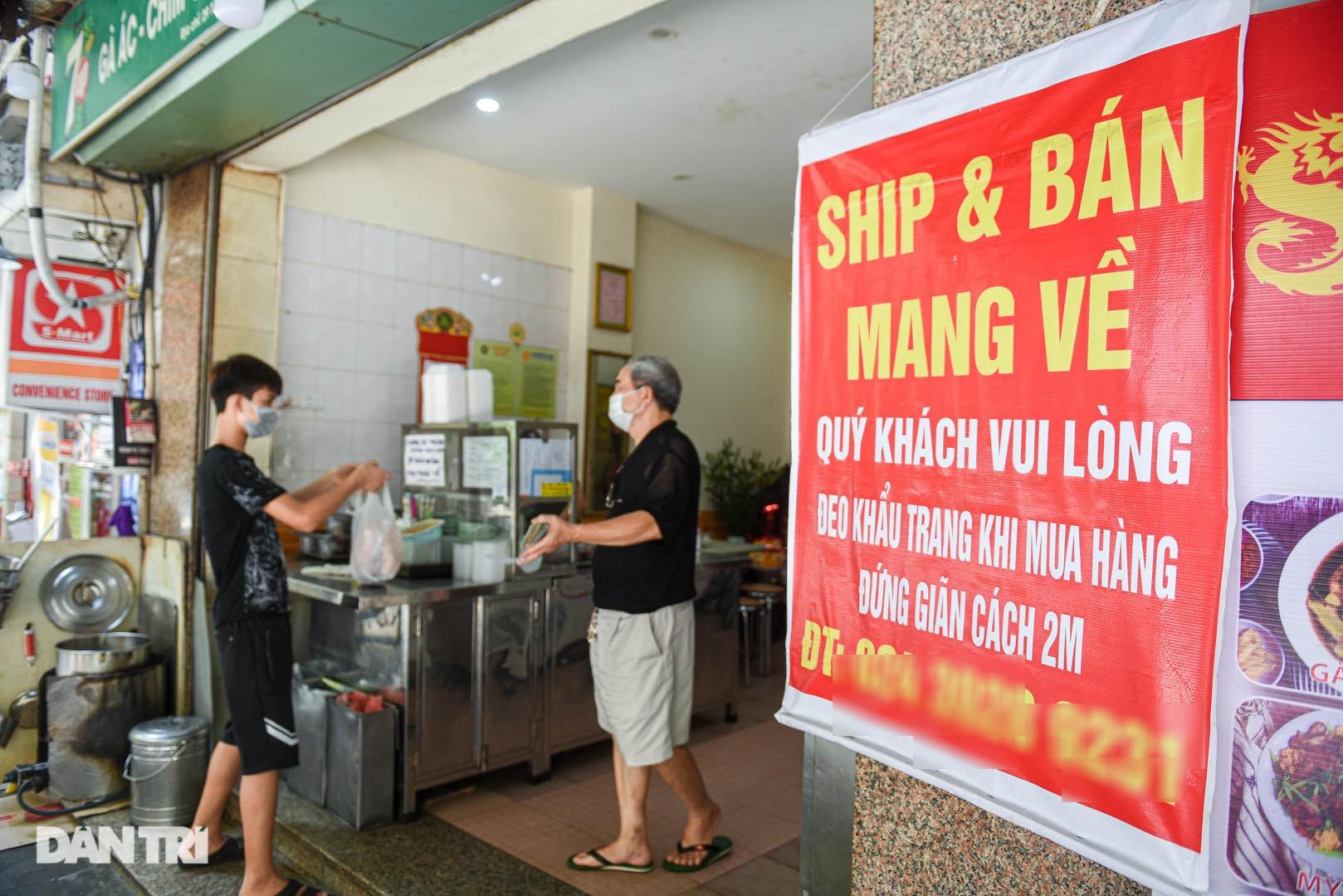 Cảnh cửa đóng then cài, đìu hiu ở phố ẩm thực không ngủ Hà Nội - 3