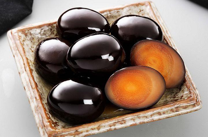 Trứng sắt - món trứng kỳ lạ được sấy và nấu 11 lần - 1