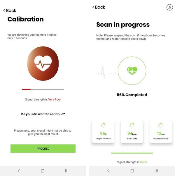 Những ứng dụng giúp đo nồng độ oxy trong máu SpO2 bằng smartphone - 3
