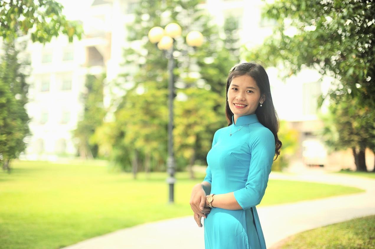 Nữ giảng viên quân sự dịu dàng chia sẻ về tình yêu màu xanh áo lính - 5