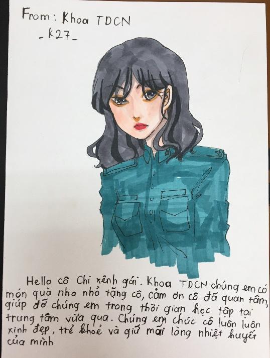 Nữ giảng viên quân sự dịu dàng chia sẻ về tình yêu màu xanh áo lính - 2
